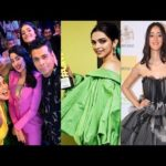 Deepika Padukone,Jhanvi Kapoor and Other Celebs made Stunning Appearance at Grazia Millennial Awards
