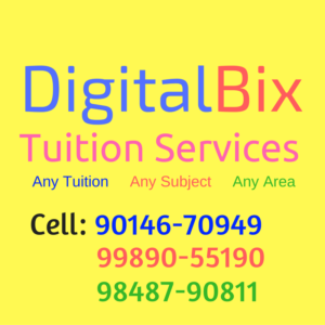 DigitalBix Tuition Services